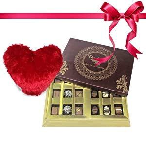 Stunning Collection of Truffles and Chocolates with Heart - Chocholik Belgium Gifts