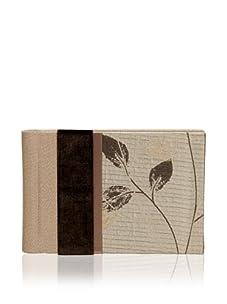 Molly West Café Shimmer- Brag Book, Brown
