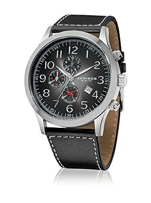 Akribos XXIV Reloj de cuarzo Man AK603SS 48 mm