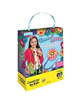 Creativity for Kids Jewelry Making Flower Loom Arts & Crafts