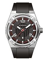 Giordano Analog Black Dial Men's Watch - A1020-01
