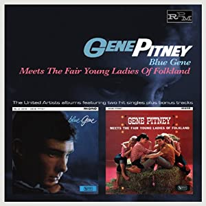 Blue Gene / Meets The Fair Young Ladies Of Folkland [from UK]