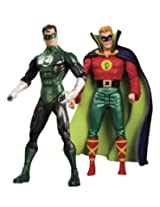 DC Direct DC Origins: Series Two: Green Lantern Action Figure Two-Pack