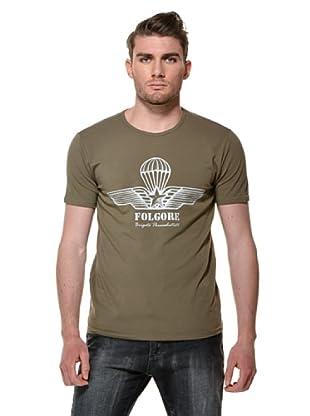 Esercito Italiano T-Shirt (Verde Militare)