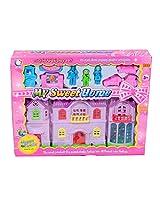 Asian Mini House Play Set