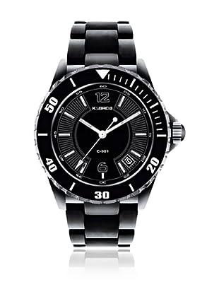 K&Bros  Reloj 9137 (Negro)