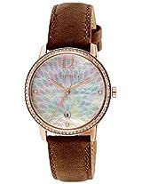 Esprit ES Maelle Analog White Dial Women's Watch - ES108452003
