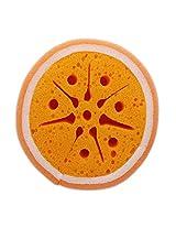 Orange Fruit Shape Sponge Loofah - Bath & Body Bathroom Accessories Scrubbers