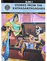 Stories from the Kathasaritasagara: 5 in 1 (Amar Chitra Katha)