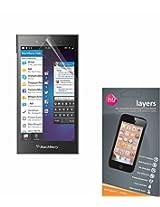 Layers Blackberry Z3 Matte Screen Guard