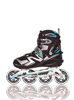 Roces Patines Skin W (Negro / Agua)