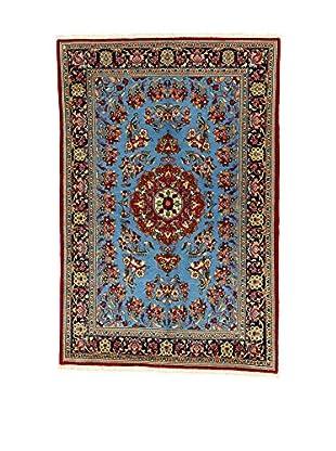 L'Eden del Tappeto Teppich Qom Sh mehrfarbig 195t x t130 cm