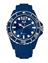 H2X Reef Gent Analog Blue Dial Men's watch - SB382UB1