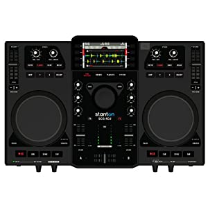 Stanton SCS DJ Controller and Media Player