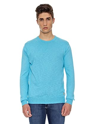 Carrera Jeans Jersey Algodón (Azul Cielo)