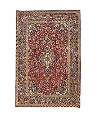 L'Eden del Tappeto Teppich M.Kashan rot/mehrfarbig 298t x t198 cm