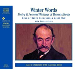 Winter Words: Poetry and Personal Writings of Thomas Hardy