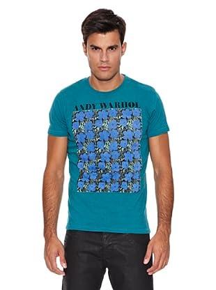 Pepe Jeans London Camiseta Catalogue (Turquesa)