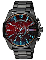 Diesel Analog Red Dial Men's Watch - DZ4318I