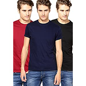 Multi Color Pack Of 3 T-Shirts