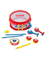 Fisher-Price Musical Band Drumset