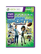 Kinect Sports:Season 2 - Xbox 360
