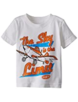 Disney Boys' Planes Fly Guy Short Sleeve Shirt
