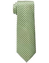 Tommy Hilfiger Men's Thin Grid Tie