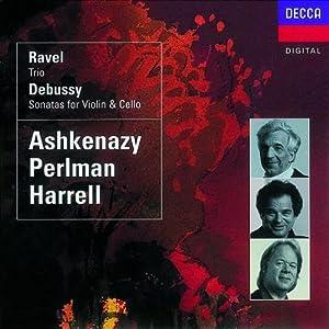 Ravel/Debussy: Trios/Sonatas