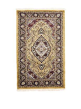 QURAMA Teppich Taj-Mahal gold/mehrfarbig