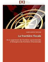 La Frontiere Fiscale (Omn.Univ.Europ.)