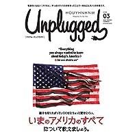 HOUYHNHNM Unplugged 2016年 ISSUE 03 小さい表紙画像