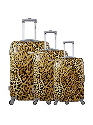 ZIFEL Set 3 Trolley Rigido