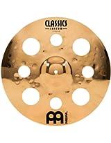 Meinl Cymbals CC16TRC-B Classics Custom 16-Inch Brilliant Trash Crash