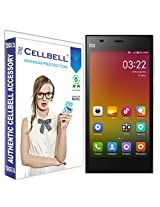 Cellbell Tempered Glass for Mi3