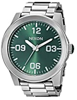 Nixon Men's A3461696 Corporal SS Watch