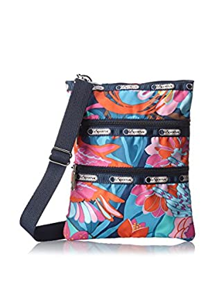 LeSportsac Women's Kasey Cross-Body, Boca Chica Bright