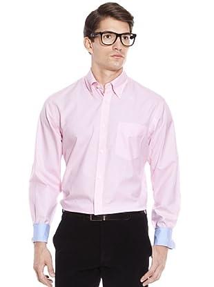 Hackett Camicia Quadri (Rosa)