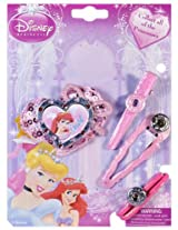 Disney Mermaid On Pink Heart Hair Accessories