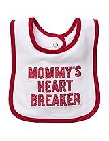 Carter's Mommy's Heart Breaker Baby Bib