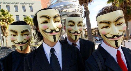 V for Vendetta Mask / アノニマス/ガイ・フォークス 仮面 マスク