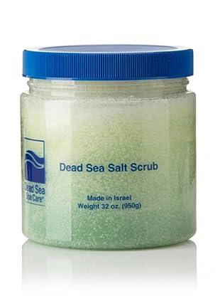 Dead Sea Spa Care Cucumber/Melon Dry Salt Scrub, 32 oz