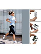 Andalso Solar Pedometer Step Calorie Distance Counter