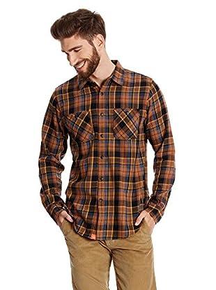 Dockers® Hemd Alpha Khaki The Flannel