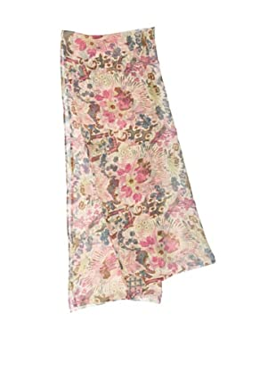 Monoplaza Foulard Colores (Beige)