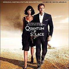 【クリックで詳細表示】サントラ, デヴィッド・アーノルド, ジャック・ホワイト, アリシア・キーズ : 007/慰めの報酬 オリジナル・サウンドトラック - 音楽