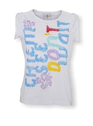 Chiemsee Camiseta Bella (Blanco)