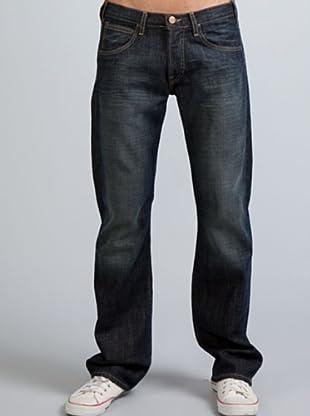 Lee Vaquero Flint (Azul Oscuro)