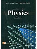 A Comprehensive Book In IIT JAM M.Sc. Physics
