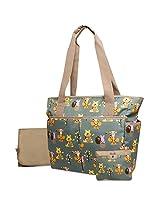 Disney Rip Stop Diaper Bag, Winnie The Pooh